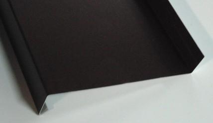 Оконный отлив оцинкованный покрытие полиэстер
